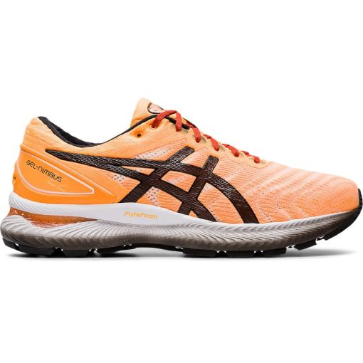 GEL-NIMBUS 22 - 801 ORANGE POP/BLACK