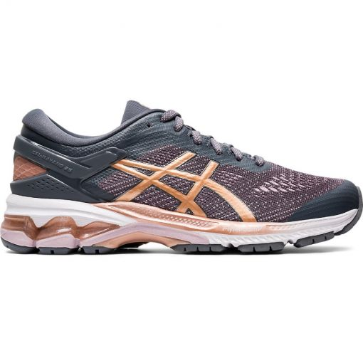 GEL-KAYANO 26 - 022 METROPOLIS/ROSE GOLD