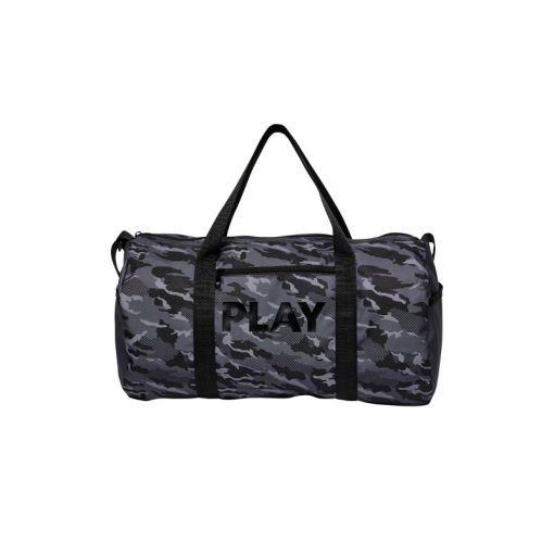 ONPJOY AOP PROMO BAG - 177911002 Black/W. TURBULENCE