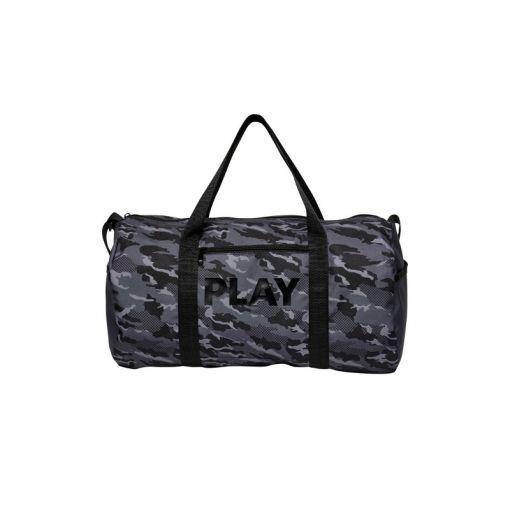 ONPJOY AOP PROMO BAG - 177911002 Black/W. TURBULENCE
