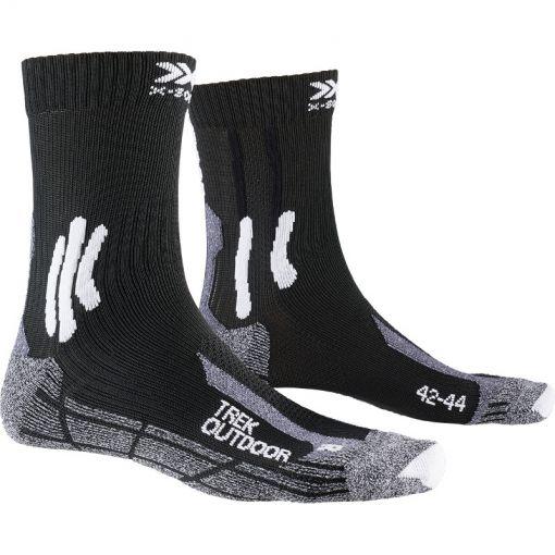 X-Socks sokken Trek Outdoor - Zwart