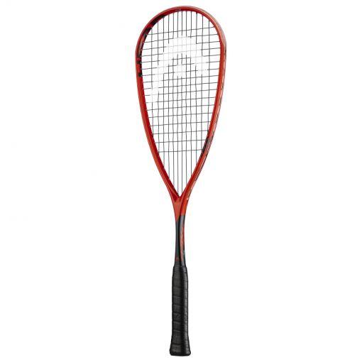 Head squashracket Extreme 145 - Zwart