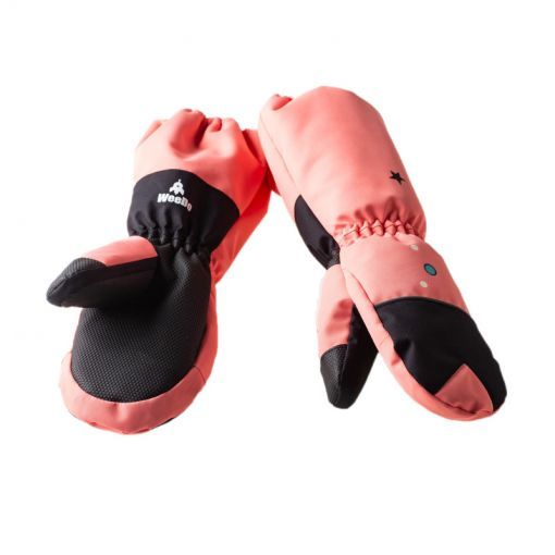 WeeDo junior wanten Unicorn Gloves - Zwart