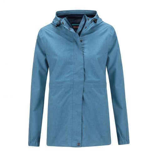 Buxton Ladies Hardshell  Jacket - 3025 Light Blue