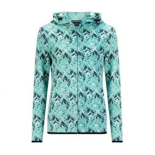 Silam Ladies Fleece Jacket - 6002 Light Green