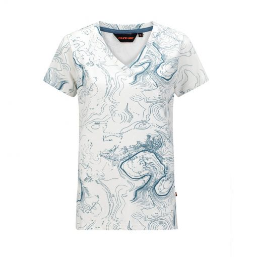 Chardy Ladies T-Shirt Shortsleeve - 2021 Off White