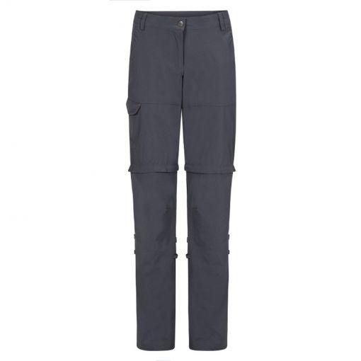 June 2 Ladies Zip-Off Trouser - Grijs