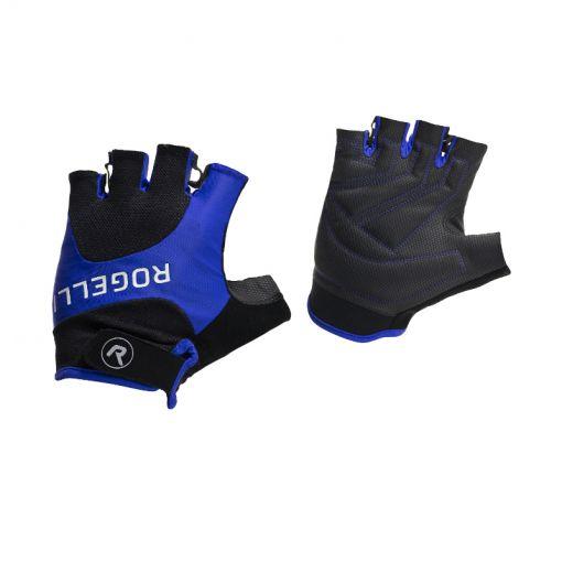 Cycling Glove Arios - Zwart/Blauw
