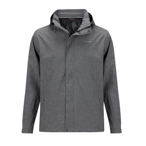 Blackpool Mens Hardshell Jacket - 1009 Dark Grey