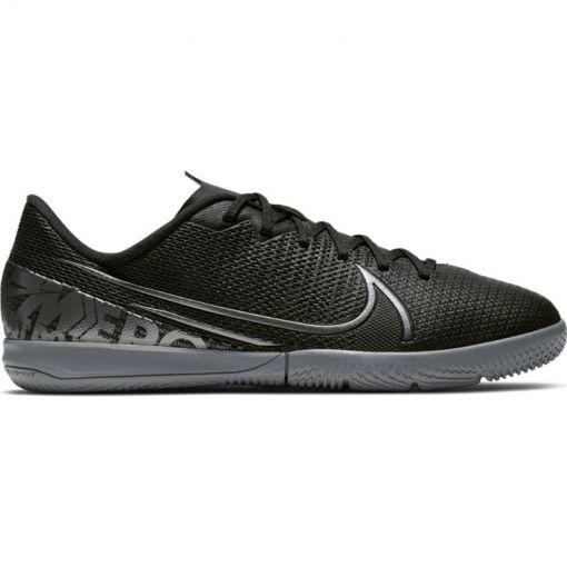 Nike junior zaalvoetbalschoen Vapor 13 Academy ic - Zwart