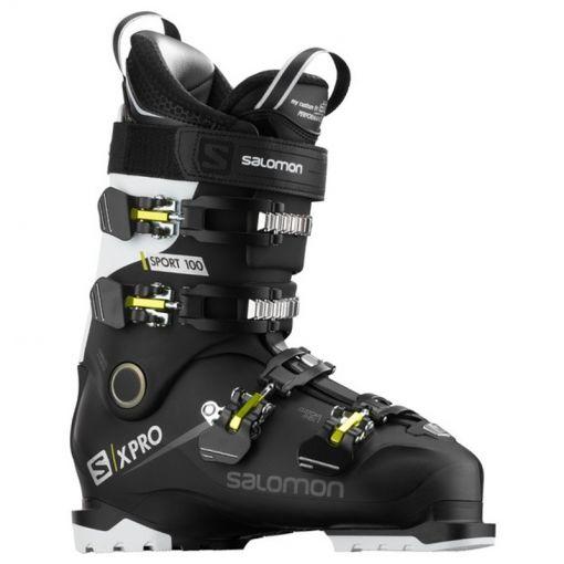 Salomon heren skischoen X Pro 100 Sport Cs - Zwart
