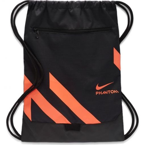 Nike gymtas Phantom Gymsack - 010 Black/Anthracite