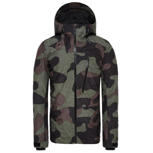 The North face heren jas Descendit Jacket - STD FOURLEAFCLOVR