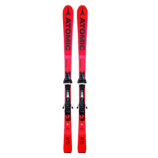 Atomic ski Redster RTI + FT 12 - Rood