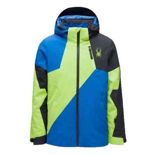 Spyder jongens ski jas Ambush - 408 Old Glory