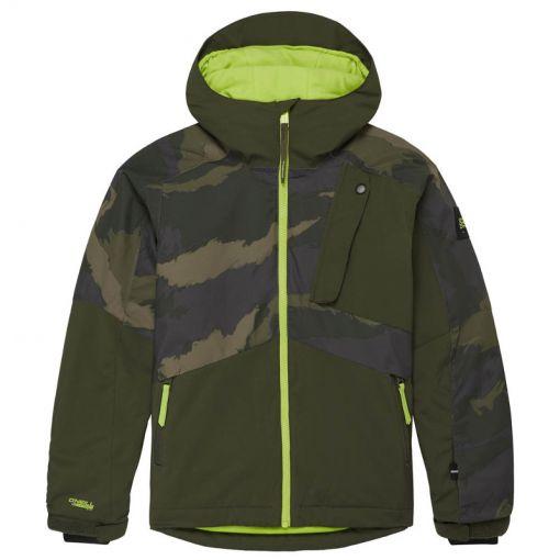 O'Neill jongens ski jas Pb Aplite Jacket - blauw