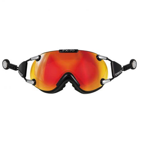 Casco skibril FX 70 Carbonic Goggle - STD Black-Orange