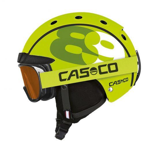 Casco skihelm Mini Pro 89 - Neon