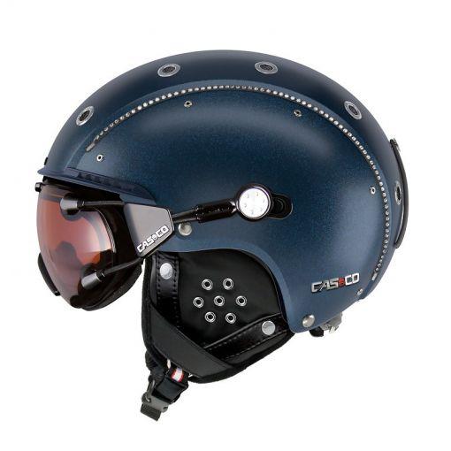 Casco senior skihelm SP-3 Limited Crystal - Marine