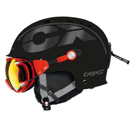 Casco senior skihelm CX-3 Icecube (Mystyle) - Zwart
