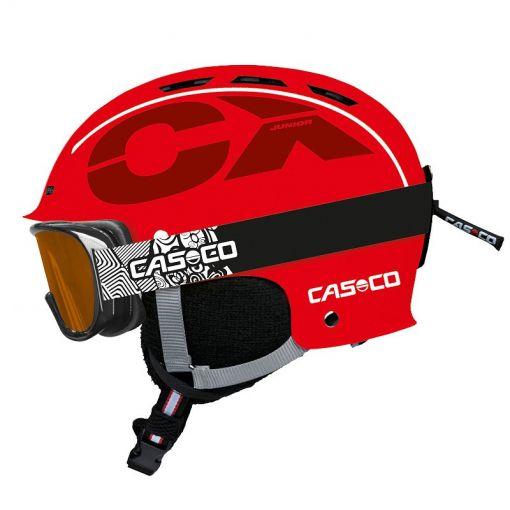 Casco skihelm CX-3 Junior - Rood