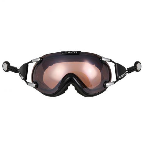 Casco skibril FX70 Vautron - Zwart