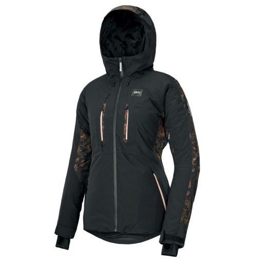 Picture dames ski jas Luna Jacket - Zwart