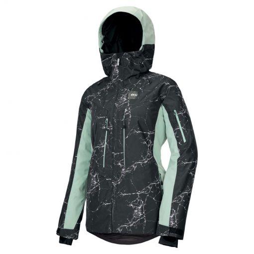Picture dames ski jas Exa Jacket - Marble
