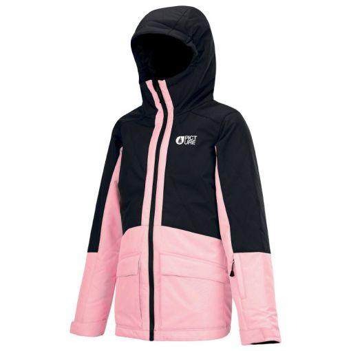 Picture meisjes ski jas Leeloo Jacket - Roze