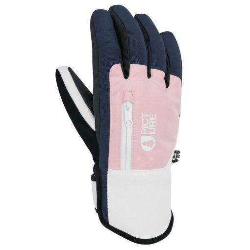 Picture dames handschoen Kakisa - Roze