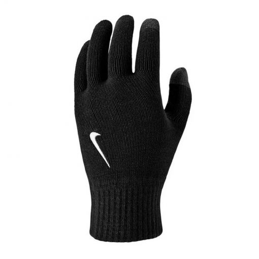 Nike Knitted Tech And Grip Gloves - 091 Black/White