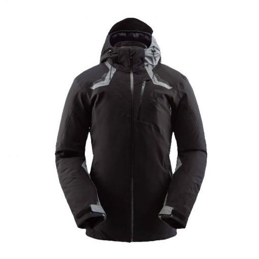 Spyder heren ski jas Leader Gtx - 032 Black