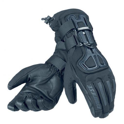 D-Impact 13 D-Dry Glove - zwart