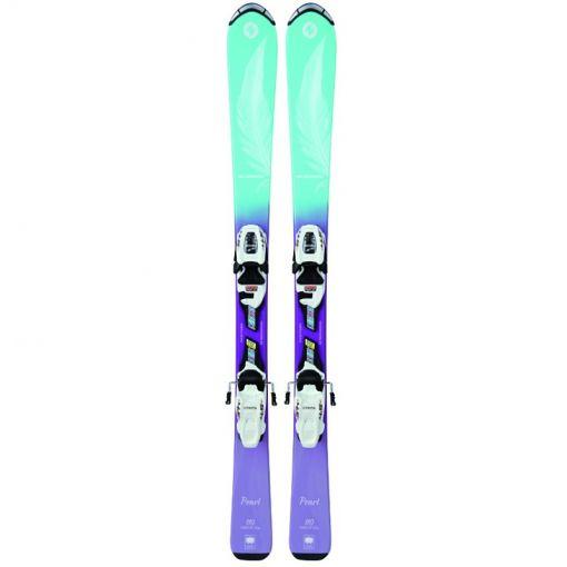 Blizzard kinder ski Pearl - 0 Blau/Violett