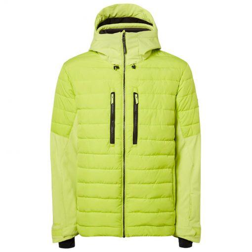 O'Neill heren ski jas Igneous - 6069 Lime Punch