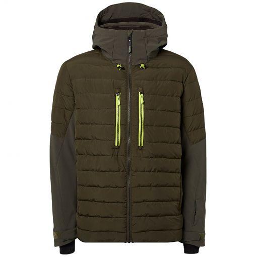 O'Neill heren ski jas Igneous - blauw