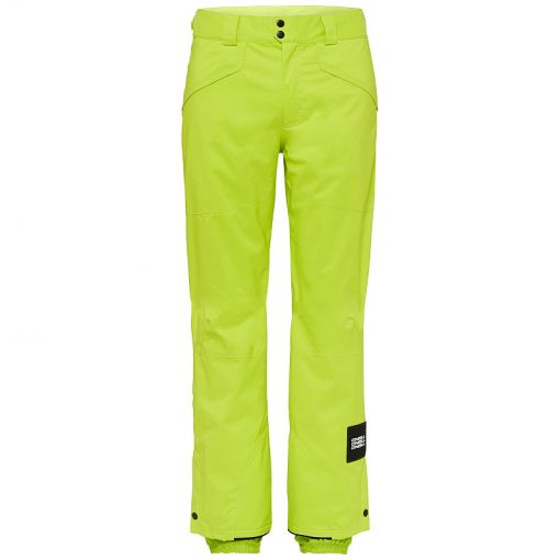 O'Neill heren skibroek Hammer Slim Pants - 6069 Lime Punch