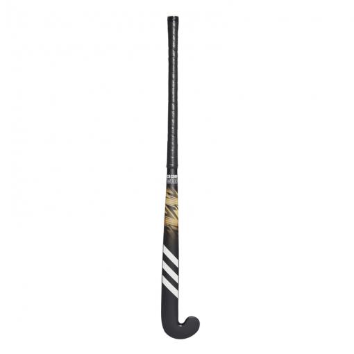 Adidas senior hockeystick Wood - Zwart