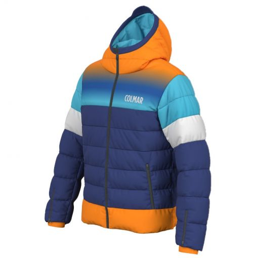 Colmar heren ski jas Creativity - 440 Orange Pop