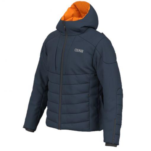 Colmar heren ski jas Evolution - 167 Blue Black