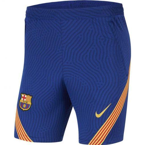 FC BARCELONA STRIKE MEN'S SOCCER- 455 DEEP ROYAL BLUE/AMARILLO