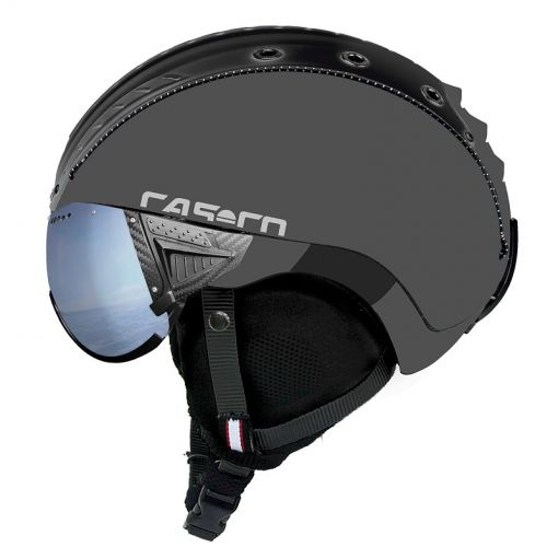 Casco skihelm SP-2 Viser Polarised - STD Dark-Grey-Matt