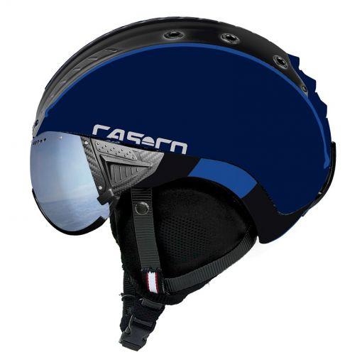 Casco skihelm SP-2 Viser Polarised - STD Dark-Blue-Matt