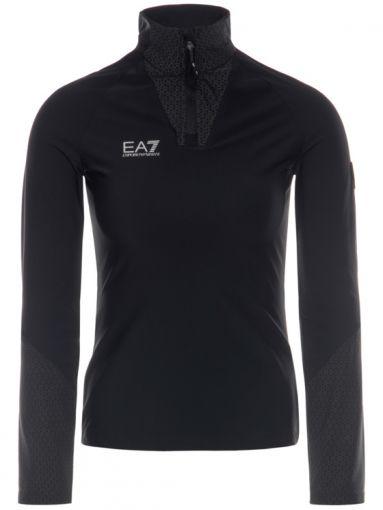 Ladies Sweatshirt - Zwart