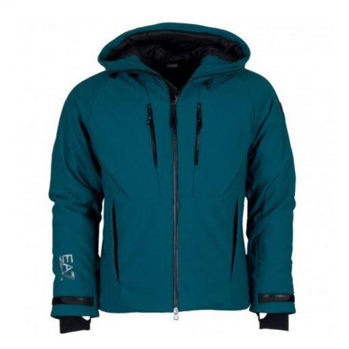 Men Jacket - 0801 Green