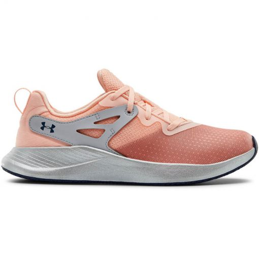 Ua W Charged Breathe - 603 Peach Frost