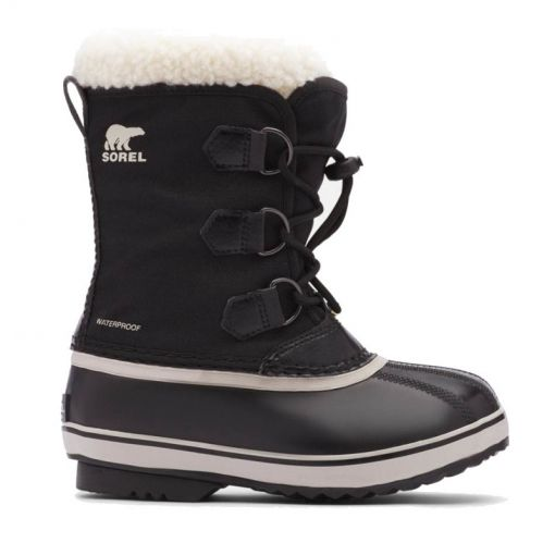 Sorel junior snowboot Yoot Pac Nylon - Zwart