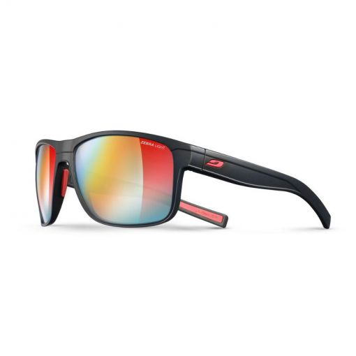 Julbo zonnebril Renegade RV P1-3 - Noir/Rouge