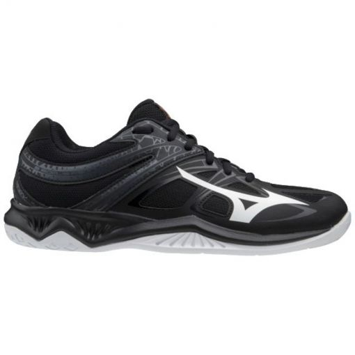 Mizuno heren indoorschoen Thunder Blade 2 - 50 Black/White/Ebony