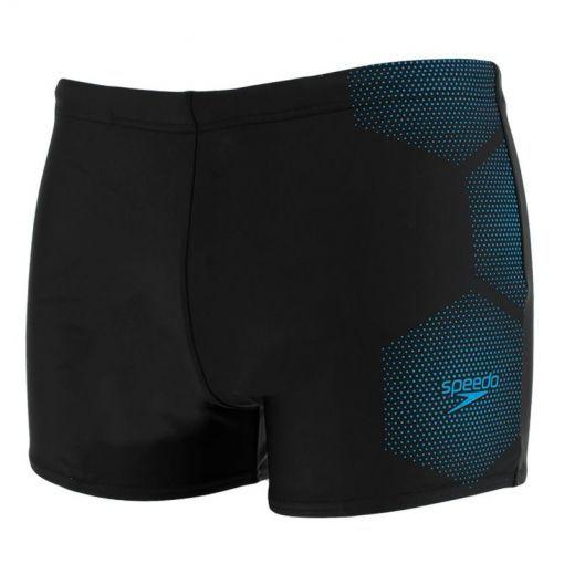 Speedo heren zwemboxer Tech Placement - D914 BlaBlu